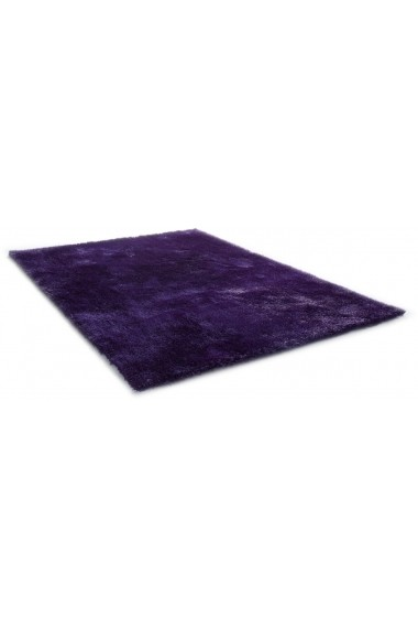 Covor Tom Tailor Shaggy Soft Mov 50x80 cm