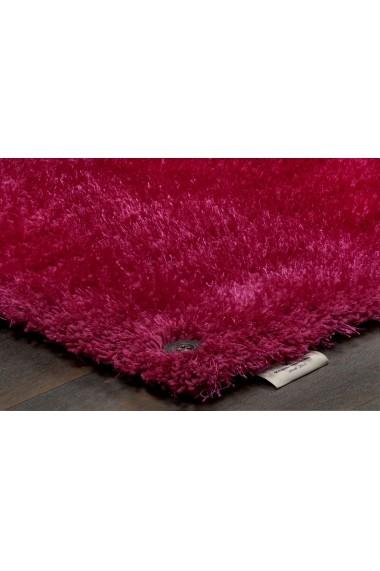 Covor Tom Tailor Shaggy Soft Roz 85x155 cm
