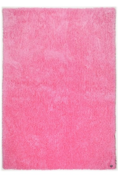 Covor Tom Tailor Shaggy Soft Roz 160x230 cm