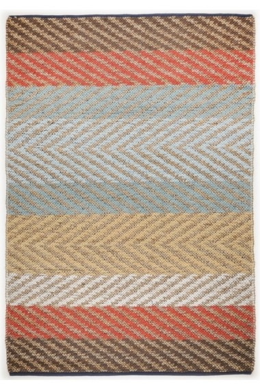Covor Tom Tailor Modern & Geometric Smooth Comfort Multicolor 160x230 cm