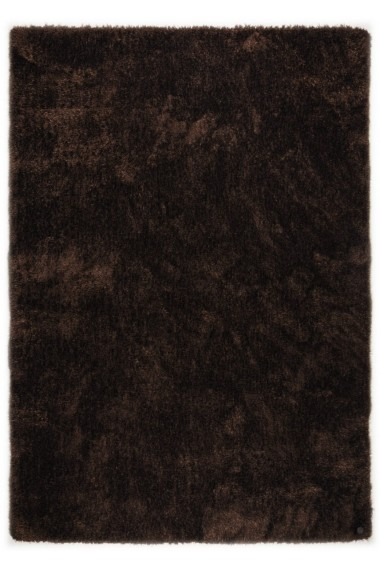 Covor Tom Tailor Shaggy Soft Maro 65x135 cm