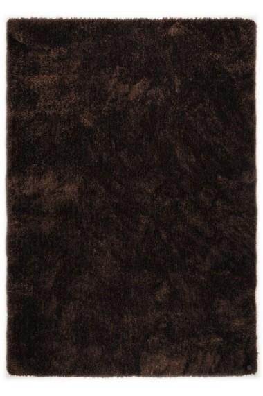 Covor Tom Tailor Shaggy Soft Maro 85x155 cm