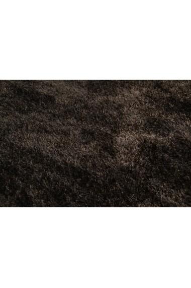 Covor Tom Tailor Shaggy Soft Maro 160x230 cm