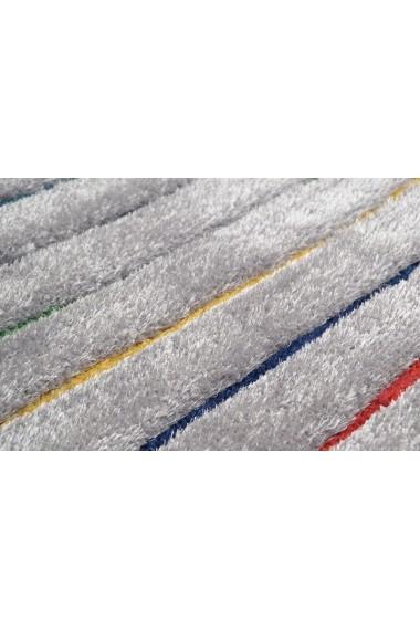 Covor Tom Tailor Shaggy Soft Multicolor 160x230 cm