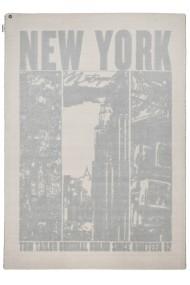 Covor Tom Tailor Modern & Geometric Columbus Crem 65x135 cm