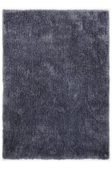 Covor Tom Tailor Shaggy Soft Gri 190x190 cm