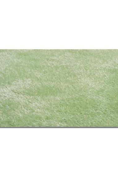 Covor Tom Tailor Shaggy Soft Verde 160x230 cm
