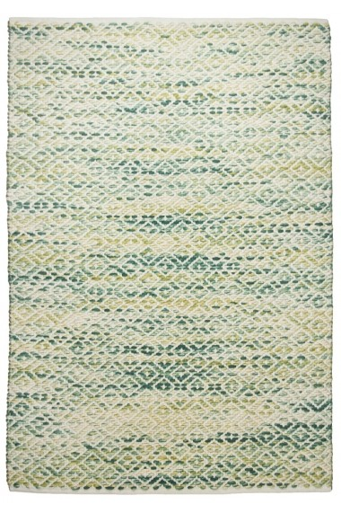 Covor Tom Tailor Modern & Geometric Smooth Comfort Verde 160x230 cm