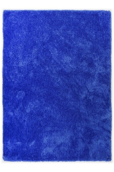 Covor Tom Tailor Shaggy Soft Albastru 140x200 cm