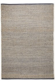 Covor Tom Tailor Modern & Geometric Smooth Comfort Maro 140x200 cm