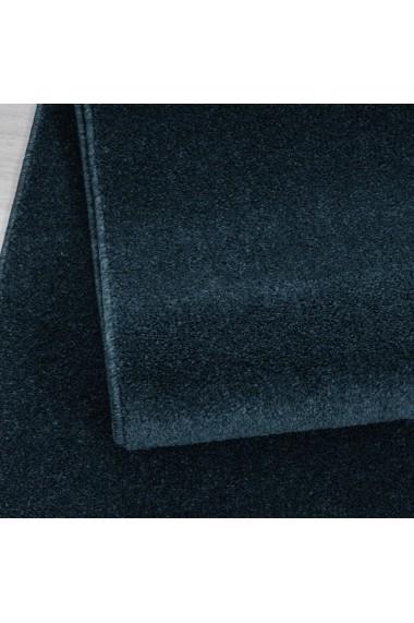 Covor Decorino Unicolor Mater Turcoaz 140x200 cm