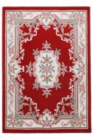 Covor Decorino Oriental & Clasic Nely Acril Rosu 70x140 cm