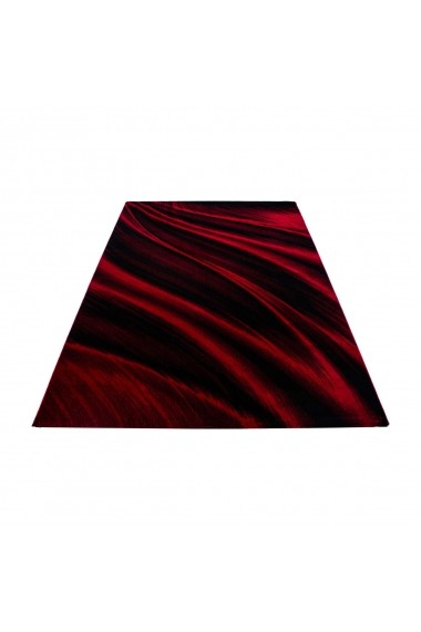Covor Decorino Modern & Geometric Nashville Rosu 120x170 cm