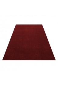 Covor Decorino Unicolor Mater Rosu 60x100 cm