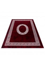 Covor Decorino Modern & Geometric Verdis Rosu 160x230 cm