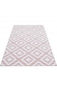 Covor Decorino Modern & Geometric Verdis Roz 120x170 cm