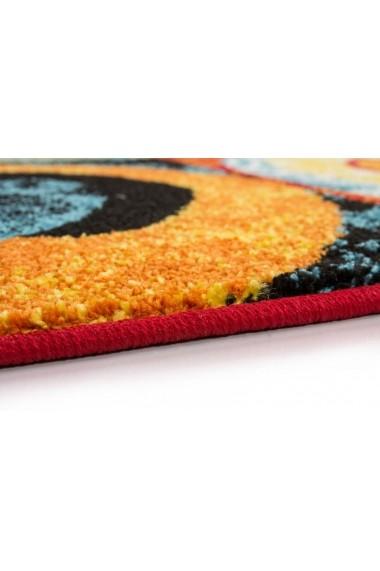 Covor Decorino Modern & Geometric Tinto Multicolor 80x150 cm
