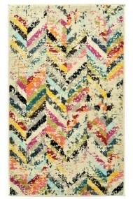 Covor Decorino Modern & Geometric Abbes Multicolor 100x150 cm