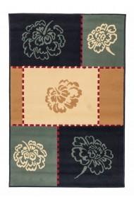 Covor Decorino Floral Denton Multicolor 160x235 cm