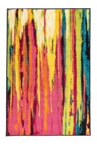 Covor Decorino Modern & Geometric Zoya Multicolor 100x150 cm