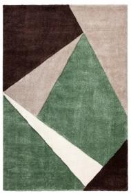 Covor Decorino Modern & Geometric Tebea Verde 120x170 cm