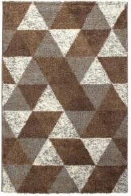 Covor Decorino Modern & Geometric Hugh Maro/Bej 160x235 cm