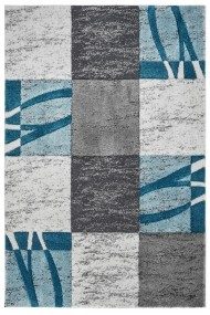 Covor Decorino Modern & Geometric Tebea Gri 80x150 cm