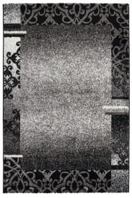 Covor Decorino Patchwork Pylos Negru 120x170 cm
