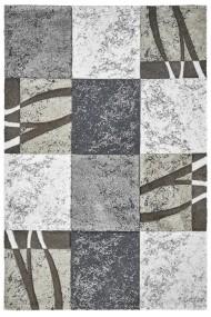 Covor Decorino Modern & Geometric Tebea Gri 200x290 cm
