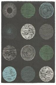 Covor Decorino Modern & Geometric Sparta Gri 80x150 cm