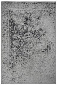 Covor Decorino Patchwork Priene Gri 77x150 cm