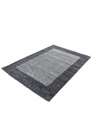 Covor Decorino Shaggy Louis Gri 100x200 cm
