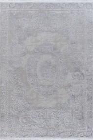 Covor Decorino Oriental & Clasic Tusket Acril Gri 80x150 cm