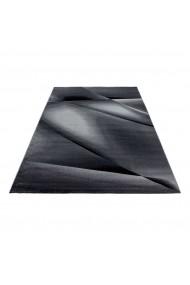 Covor Decorino Modern & Geometric Nashville Negru 160x230 cm