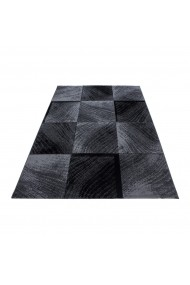 Covor Decorino Modern & Geometric Verdis Negru 160x230 cm