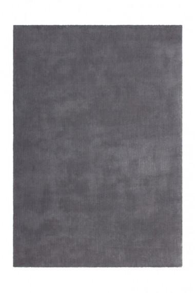 Covor Decorino Unicolor Zilene Gri 200x290 cm
