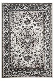 Covor Decorino Oriental & Clasic Elba Gri 80x300 cm