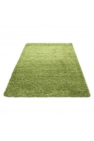 Covor Decorino Shaggy Louis Verde 100x200 cm