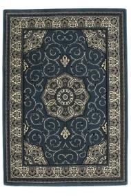 Covor Decorino Oriental & Clasic Hama Albastru 200x290 cm
