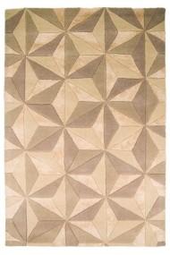 Covor Decorino Modern & Geometric Scorpio Lana Bej 120x180 cm
