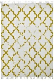 Covor Decorino Modern & Geometric Varia Galben 60x110 cm