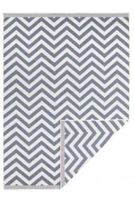 Covor Bougari Modern & Geometric Twin Supreme Albastru 120x170 cm