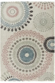 Covor Mint Rugs Shaggy Allure Bej 160x230 cm
