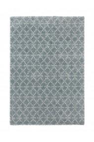 Covor Mint Rugs Shaggy Grace Albastru 80x150 cm