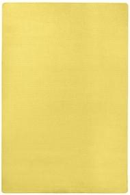 Covor Hanse Home Unicolor Fancy Galben 80x300 cm