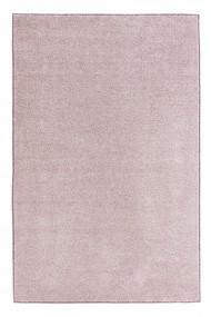 Covor Hanse Home Unicolor Pure Roz 80x200 cm