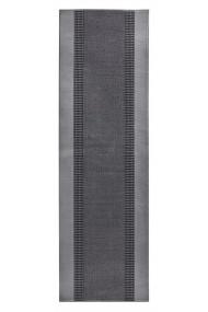 Covor Hanse Home Unicolor Basic Gri 80x250 cm