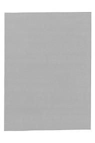 Covor Hanse Home Unicolor Nasty Gri 67x120 cm