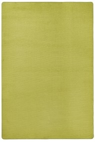 Covor Hanse Home Unicolor Fancy Verde 133x195 cm