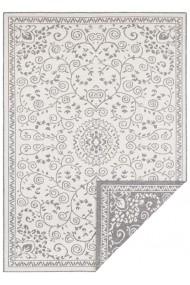 Covor Hanse Home Reversibil Oriental & Clasic Twin Supreme Gri/Crem 80x150 cm